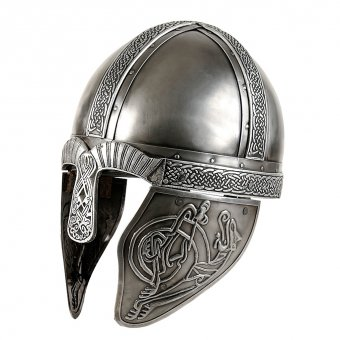 Viking Helmet with Ornaments