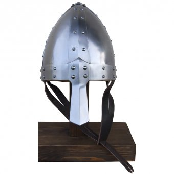 Norman soldier helmet