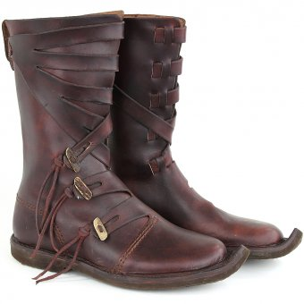 Viking high boots Huskarl