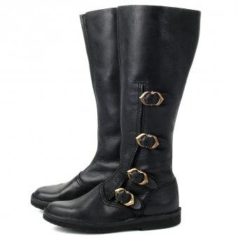 Leather boots Vagant