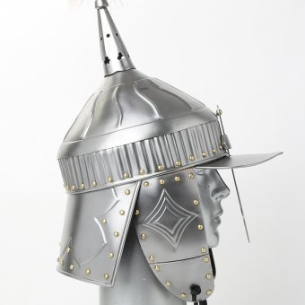 Turkish helmet, 17th century