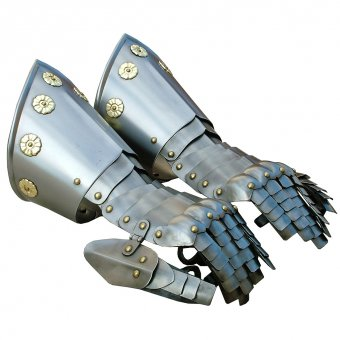 Pair of gauntlets Mordred