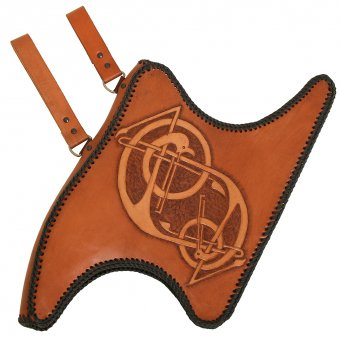Bow case, Celtic style
