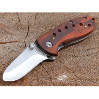 Youngsters´pocketknife with rounded blade point
