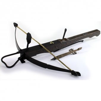 Decorative medieval crossbow 30