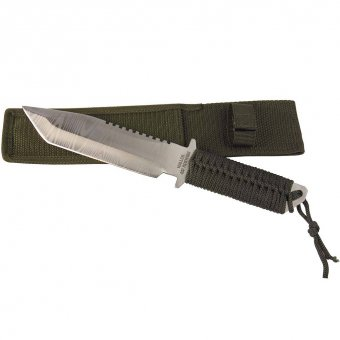 Knife with Tanto stainless steel