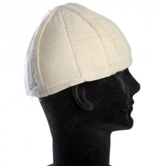 Simple quilted cap