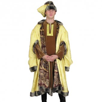 Mens Clothes, Germany, year 1450