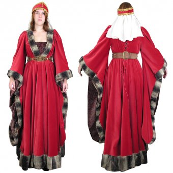 German historic dress, 15th century