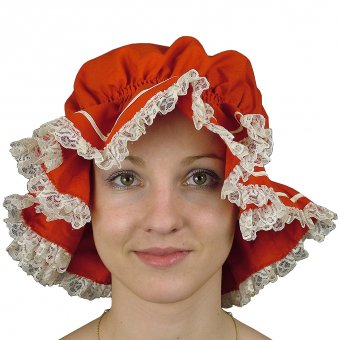 Middleclass Baroque headdress