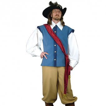 Musketeer Costume Gustav Adolf