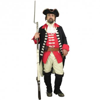 French soldier costume