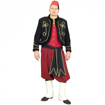Zouave - Turkish soldier