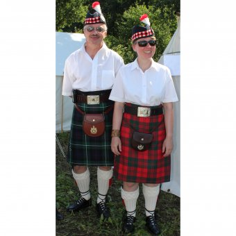 Scotland's national costume