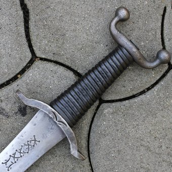 Celtic Short Sword Ogilvy