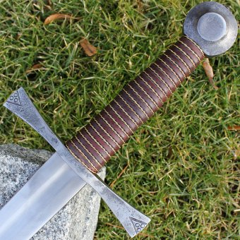 Short Middle Ages Sword Wymer