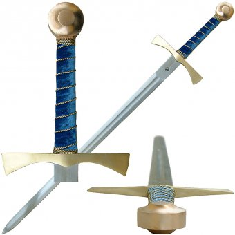 One-and-a-half sword Beau