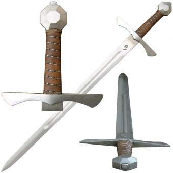 Single-handed sword Carret