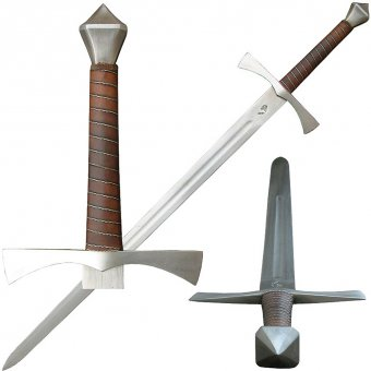 One-and-a-half sword Albrus