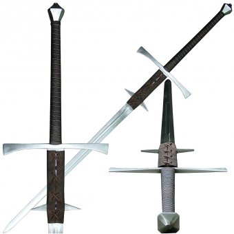 Gothic two-hand-sword Hadmar