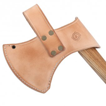 Belt axe sheath