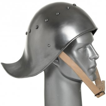 Archer helm Celesta, 15th cen