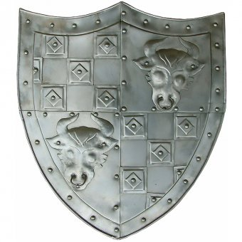 Decoration shield