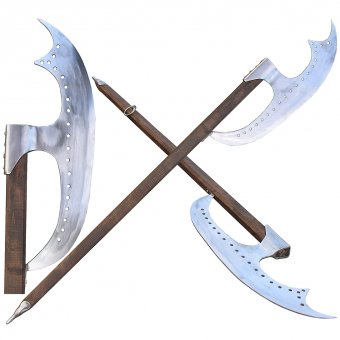 Long Poleaxe Bardiche