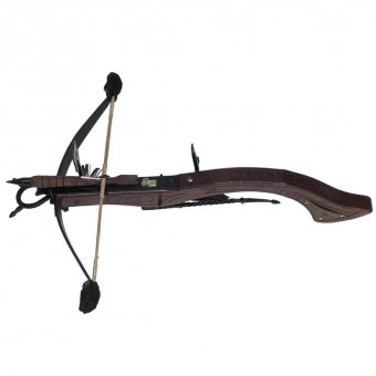 Decorative medieval crossbow 18