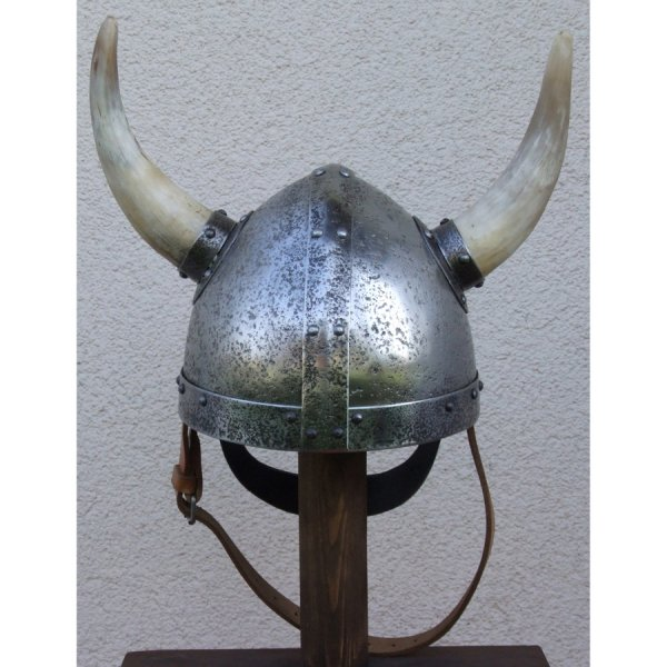 Viking Helmet no Horns Viking Helmet With Horns