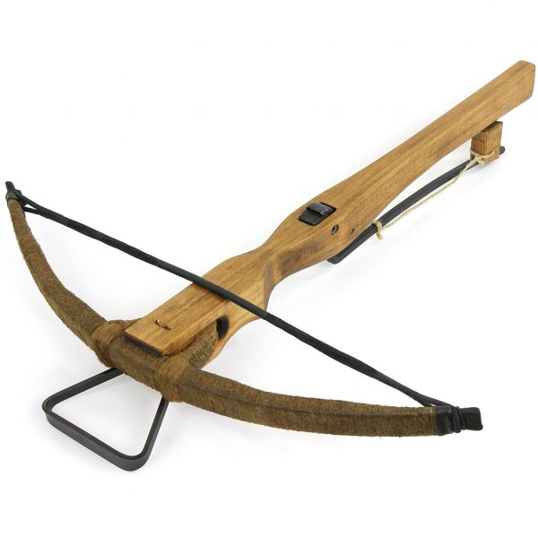how to make a chinese crossbow