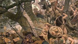 Arminius and Battle of Teutoburg Forest