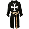 Costumes of the Knights of the Cross