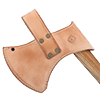 Leather Axe Sheaths