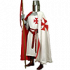 Costumes and clothes of the Templars