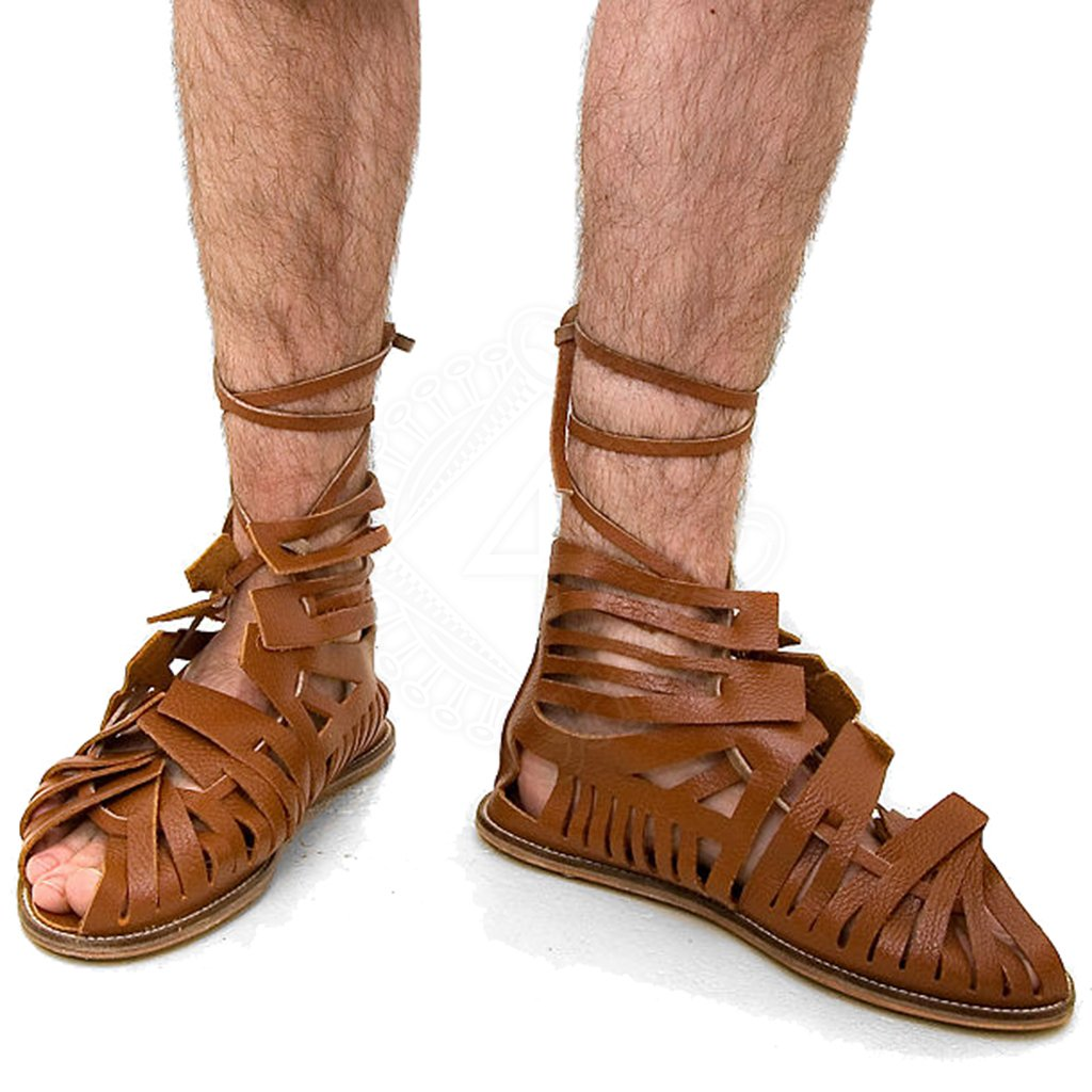 Greek Leather Shoes