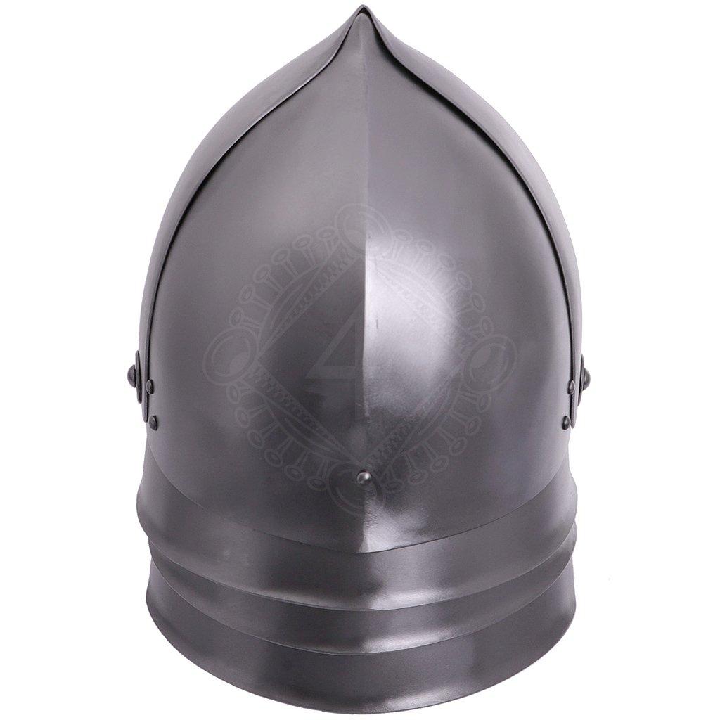 Helmet Of Irish Gallowglass Warriors