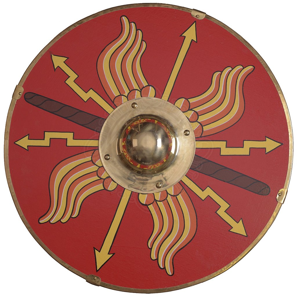 roman round shield parma outfit4events