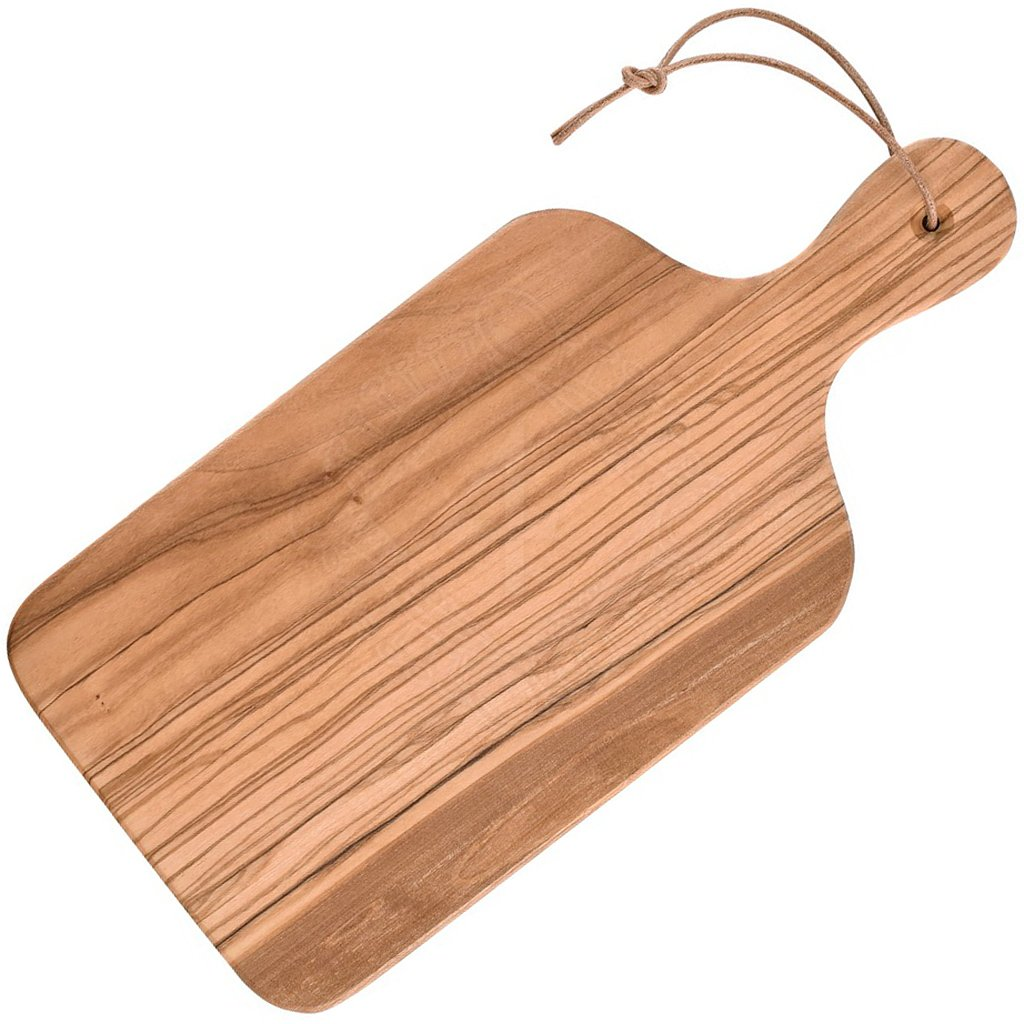 Cutting board from olive wood outfit events
