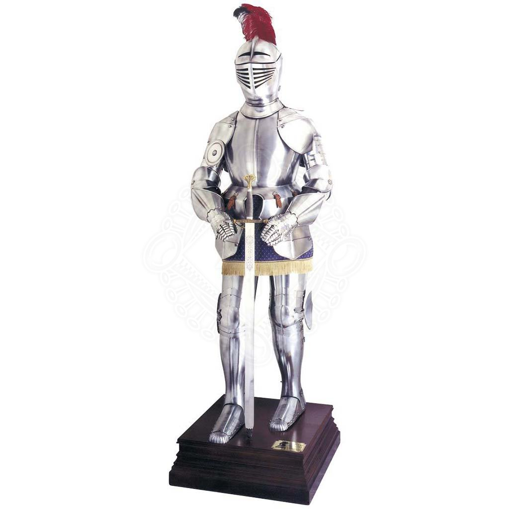 Full suit of Armor with sword, 15 -16  Century | Outfit4Events