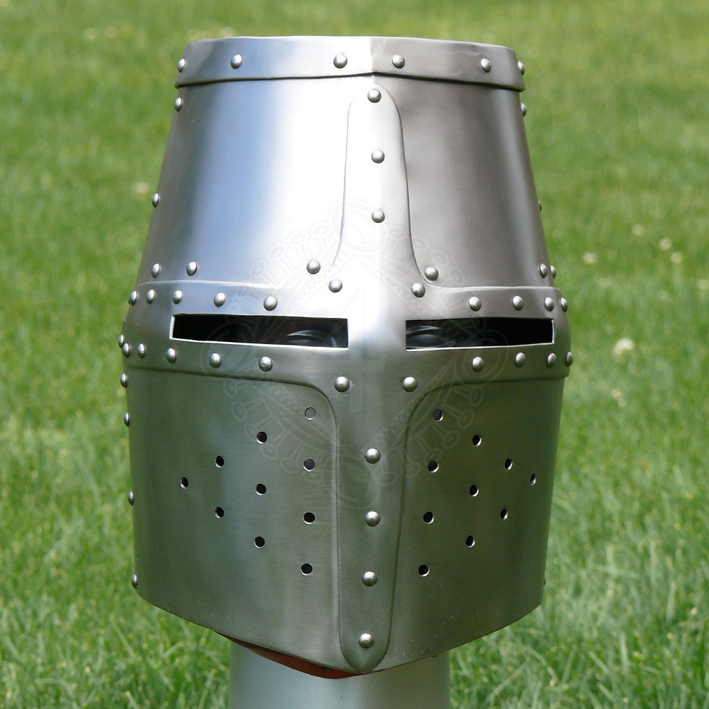 German Great helm about 1250   Outfit4Events