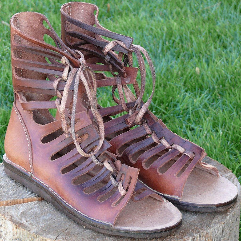 7c5c92bea732 Caligae - Roman Marching Boots + 4 more photos