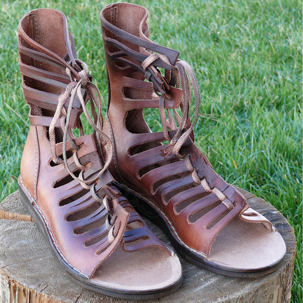 Caligae Roman Marching Boots Outfit4events