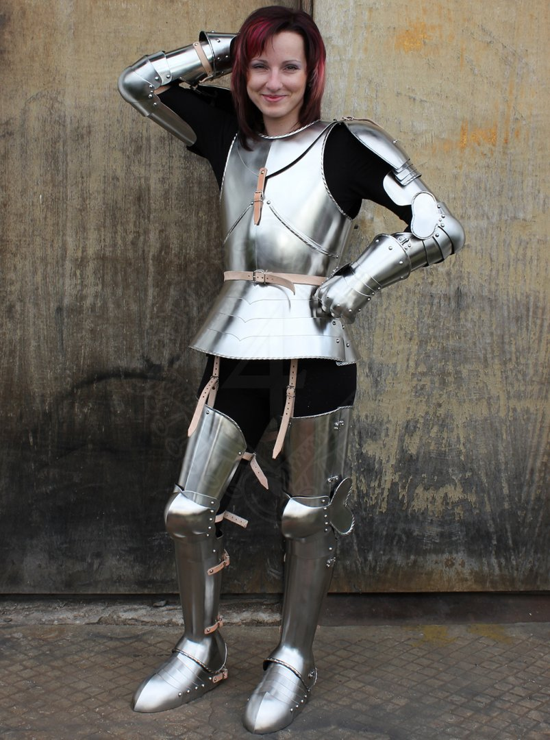 Ladies Armor Joan Of Arc Outfit4events
