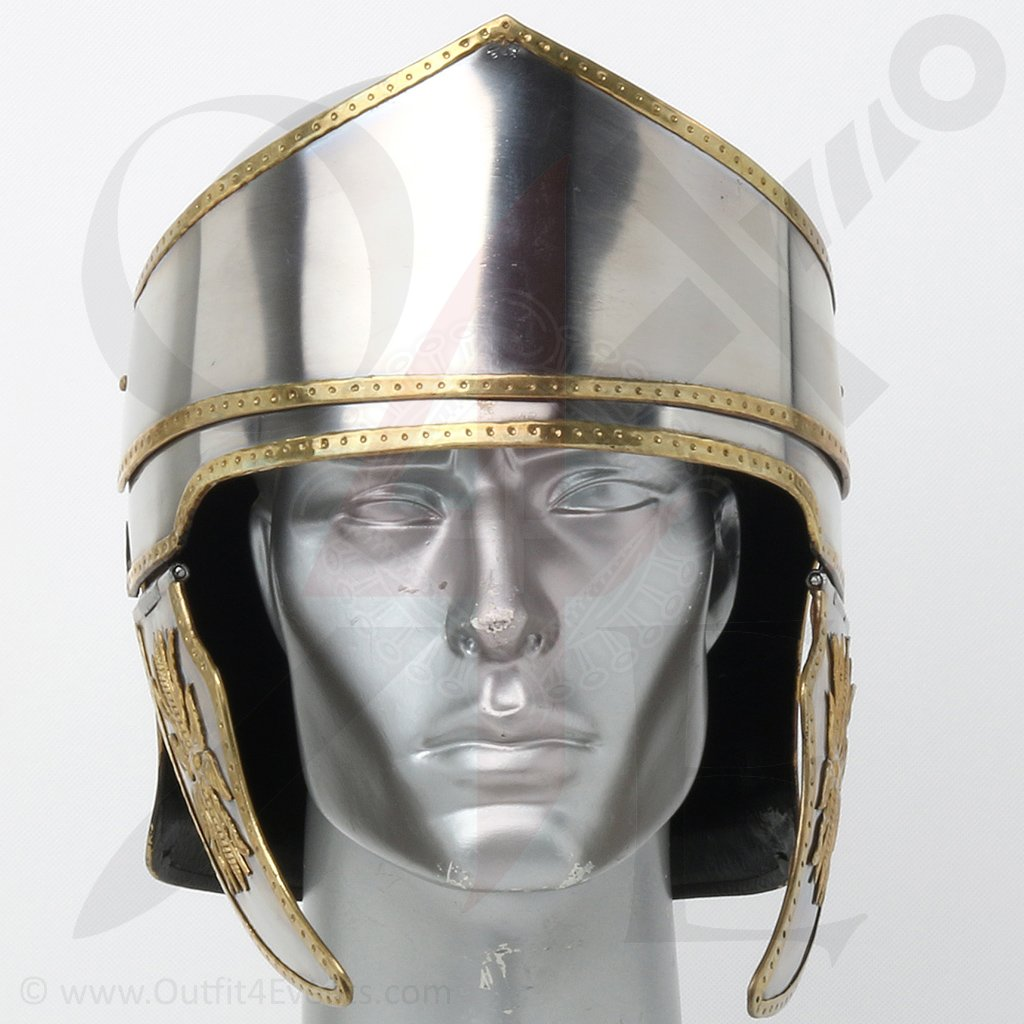 Attic Helmet With Plume Outfit4events
