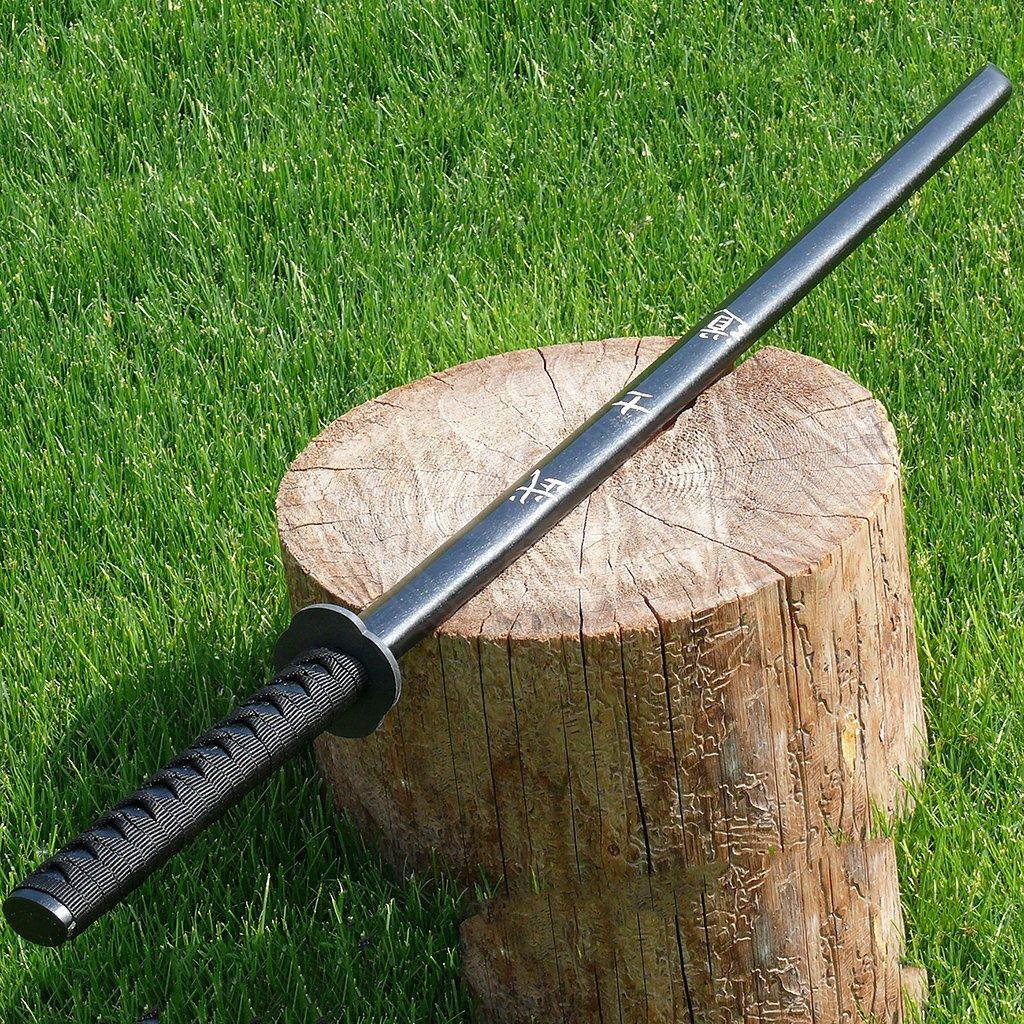 how to build a wooden samurai sword