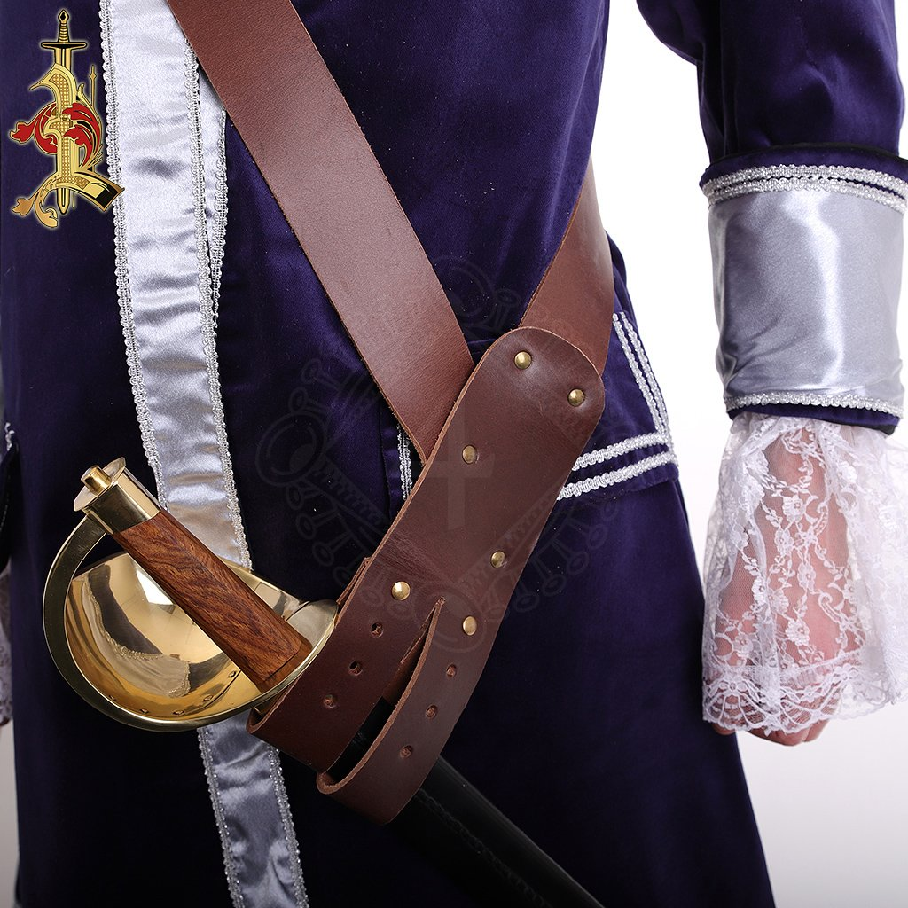 Factory price choice of ONE Jack Sparrow Pirate Belt