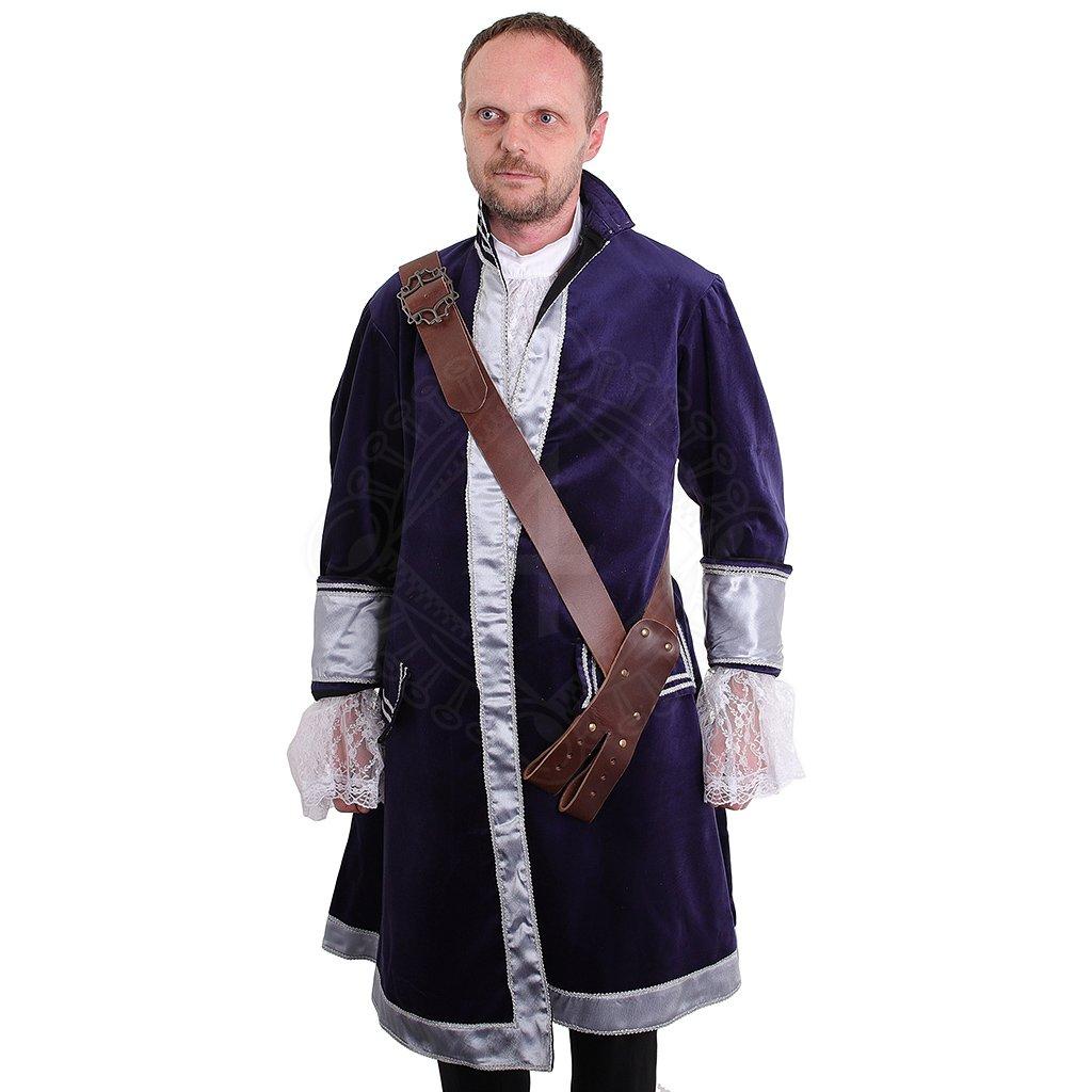 Jack Sparrow Pirates of Caribbean Movie Baldric Sword Belt