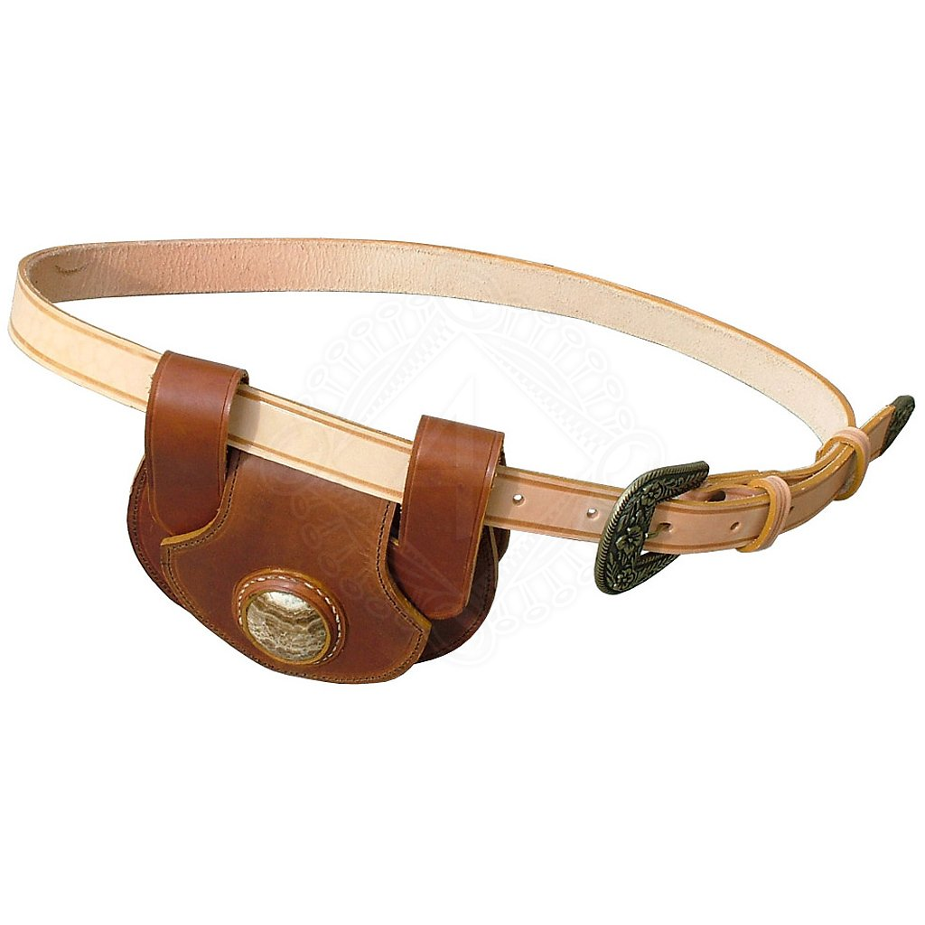 leather belt pouch with a including belt outfit4events