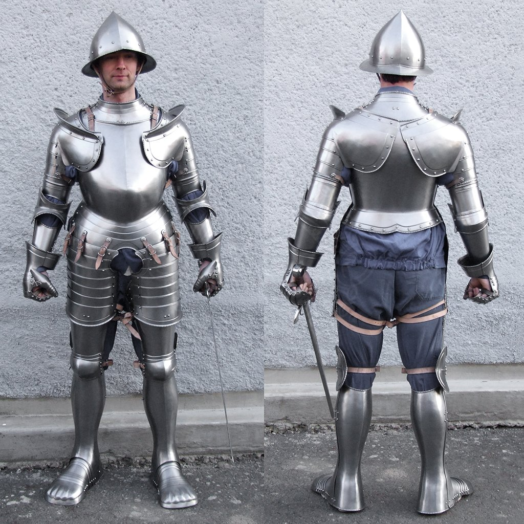 Full-suit armor Moritz of Saxony | Outfit4Events